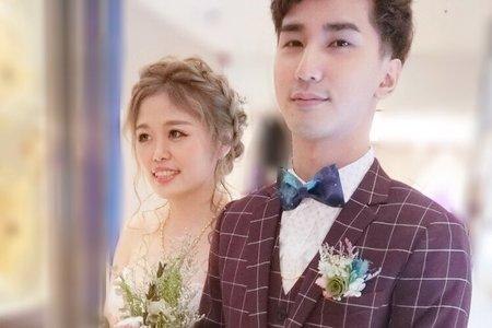台中新秘Avonlin雅芳婚禮造型作品分享