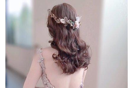 放髮的自然唯美女神系推薦
