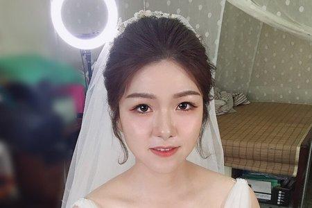 新娘造型-台中新秘Avonlin雅芳