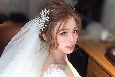 新娘造型-台中新秘Avonlin雅芳婚禮造型