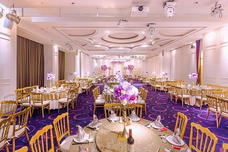 羅蘭紫花樹主題宴會