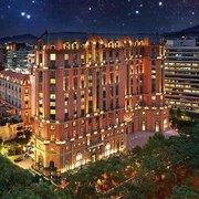 台北文華東方酒店!