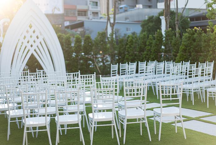 歐式戶外婚禮