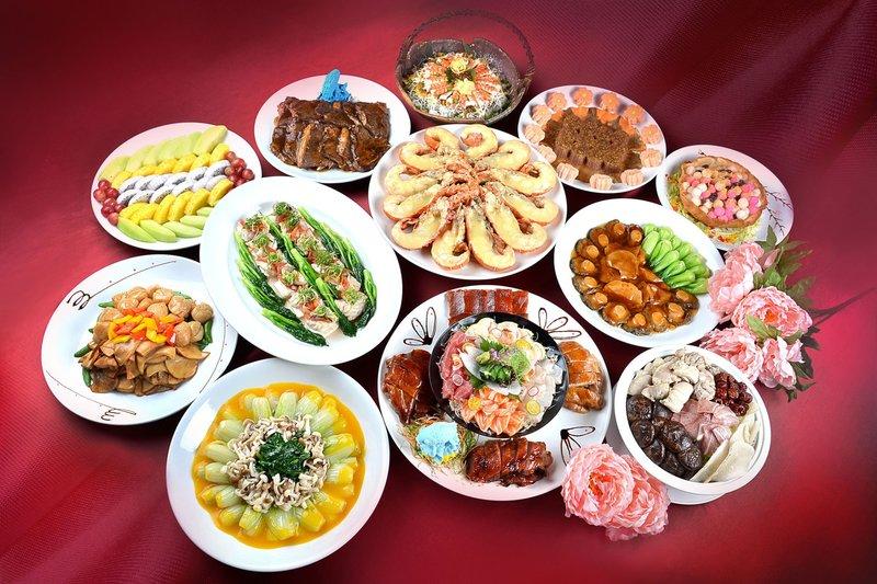 中日菜單(菜色僅供參考)