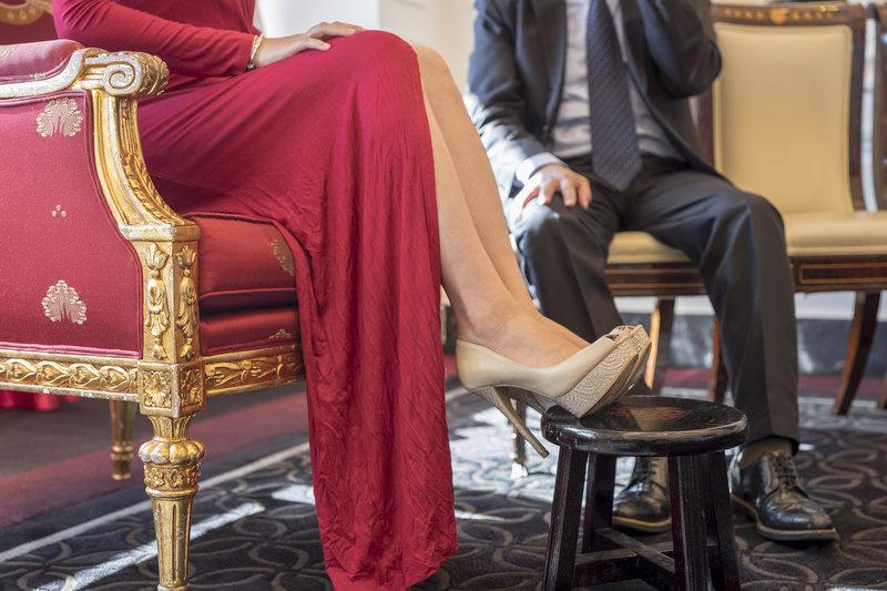 高腳椅儀式