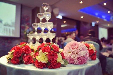 婚宴方案一