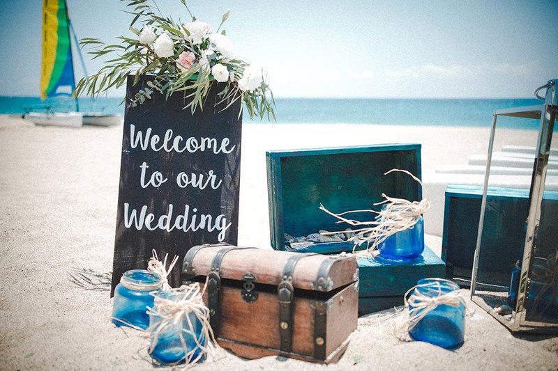 夏都度假婚禮