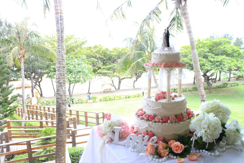 #儀式蛋糕 #結婚蛋糕