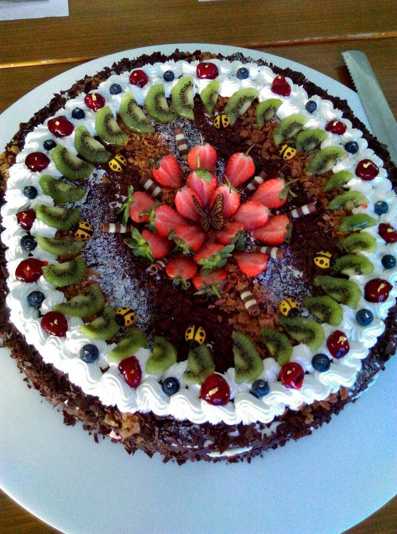#16吋生日蛋糕  #生日