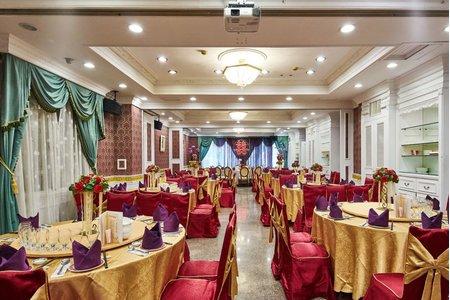 二樓婚宴場地及包廂區