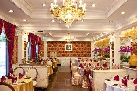一樓婚宴場地及散客區