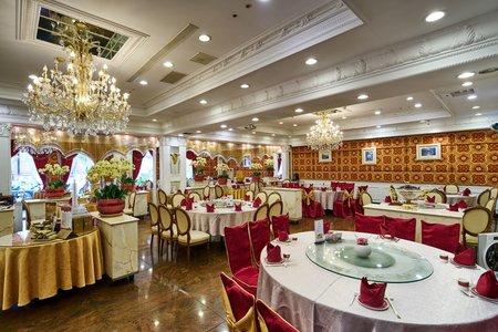 一樓宴會廳及散客區