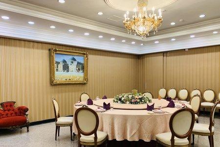 二樓宴會廳及包廂區