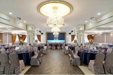 五樓宴會廳及包廂區
