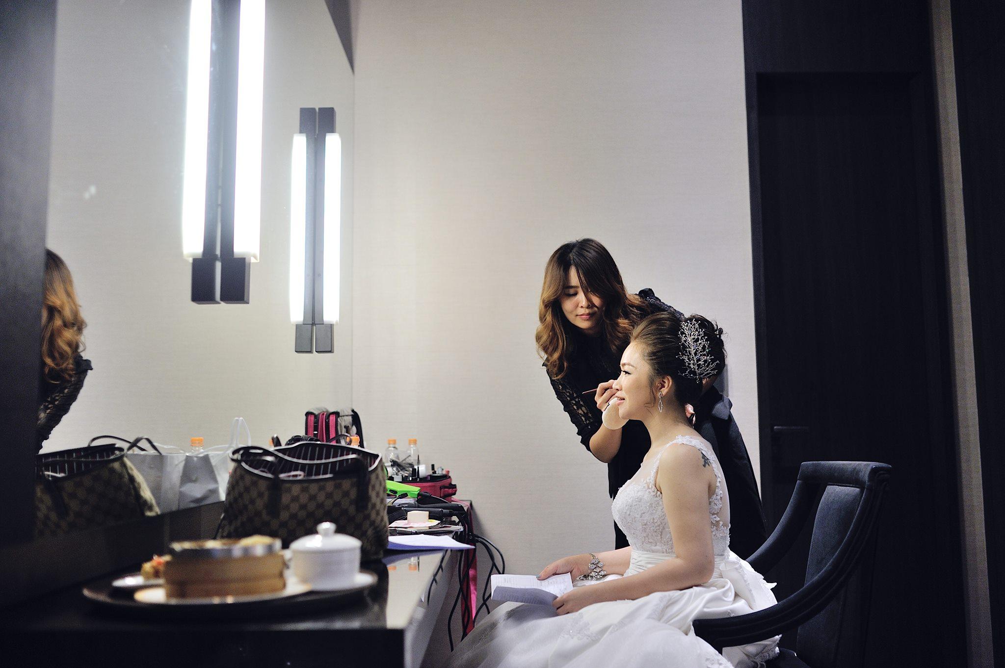 高雄秀清Makeup Studio