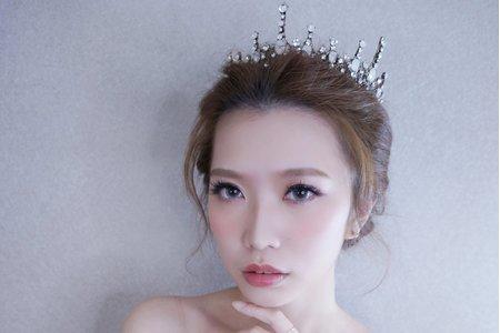 皇冠個性風新娘