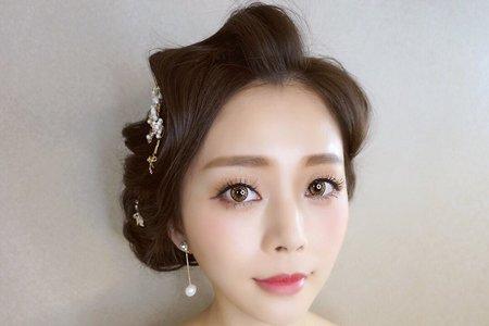 古典復古新娘