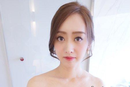 小桃Doris新秘作品-精選(妝容)