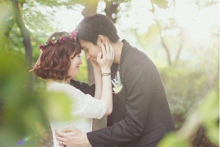 韓國 首爾良才市民之林 婚紗外拍