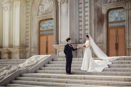 韓國 首爾 慶熙大學 婚紗外拍