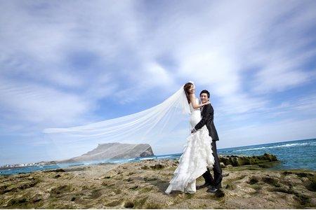韓國 濟州島 婚紗外拍