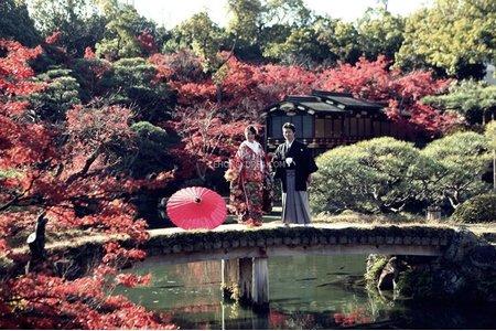 京都/奈良 和服 婚紗外拍