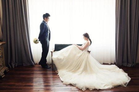 韓國婚紗-~客人成品分享~首爾Lapromesse Studio