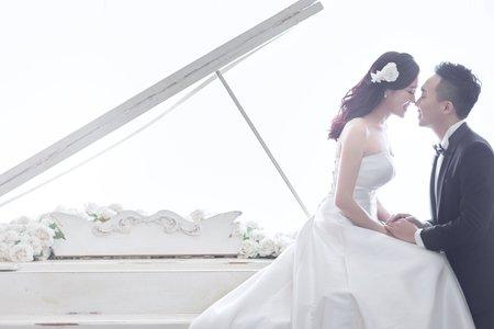 韓國婚紗 - 客人成品分享 Obramaestra Studio
