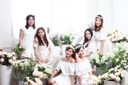 韓國婚紗 - 閨蜜婚紗