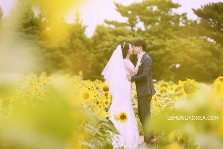 韓國婚紗 - 濟州