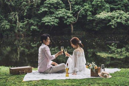 [韓國婚紗] Cappuccino Studio in Jeju Island