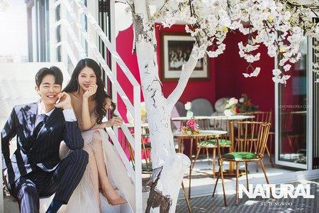 [韓國婚紗] 2020 ST Jungwoo Natural