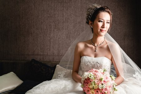 台北晶華酒店 聖誕祝福 婚禮
