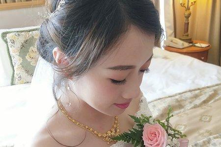 / 結婚午宴 / 怡伶&炳璋 / 清新典雅 / Janet
