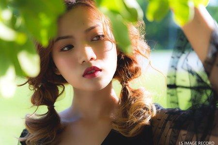 / 個人寫真 / 自然妝髮造型 / Janet