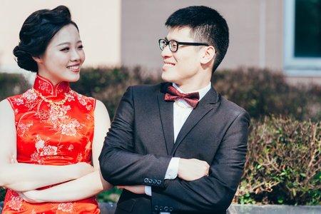 婚禮紀錄||Kevin&Claire