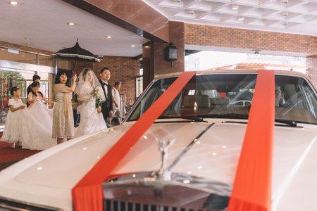 婚禮紀錄||博鈞&靜儀