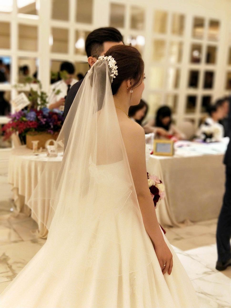 IMG20171112124202 - 新娘秘書 Yumi陳竹竹 造型工作室 - 結婚吧