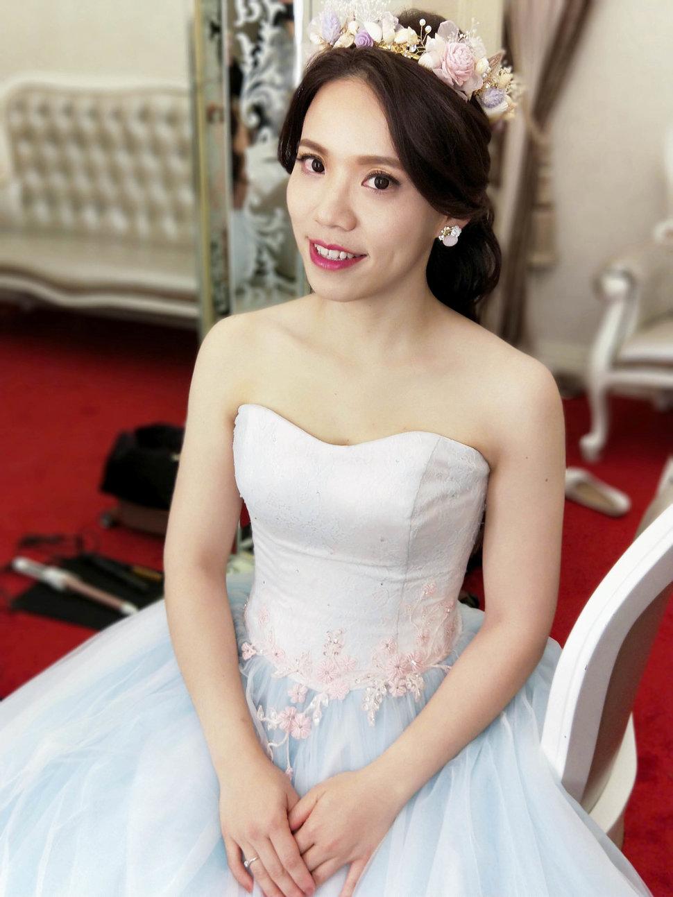 IMG20171112133925 - 新娘秘書 Yumi陳竹竹 造型工作室 - 結婚吧
