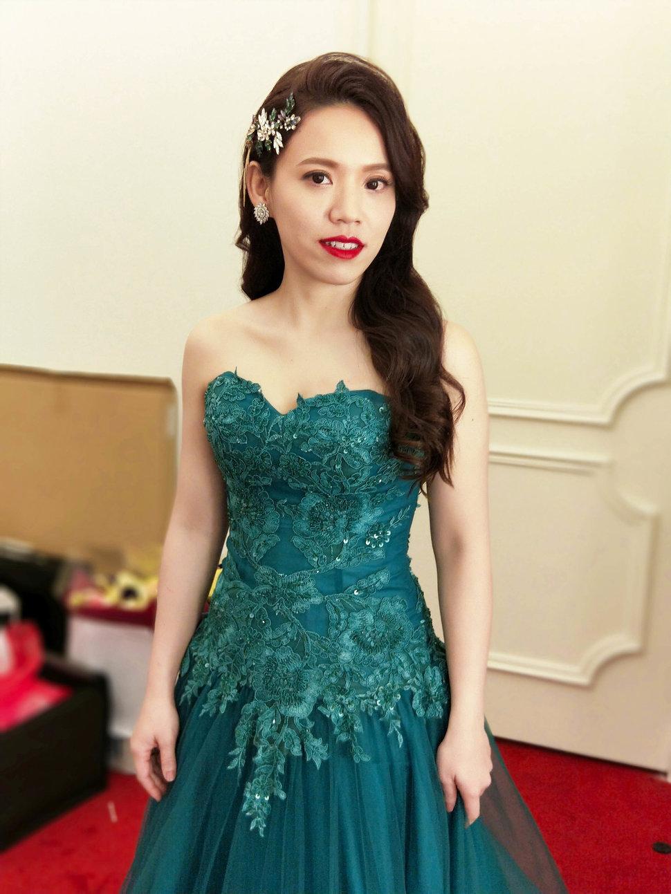 IMG20171112144435 - 新娘秘書 Yumi陳竹竹 造型工作室 - 結婚吧