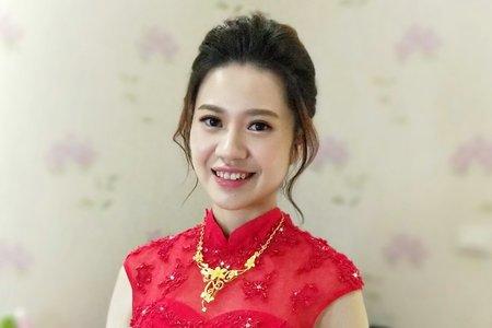 Yumi 陳竹竹造型工作室-詩凡