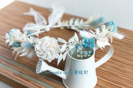 Yumi手作設計花藝飾品