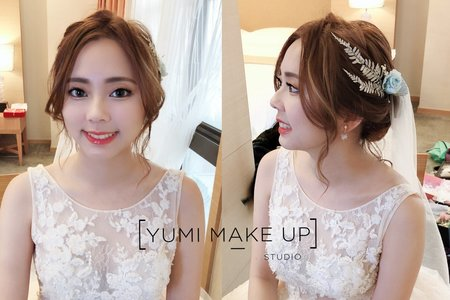 Yumi make up studio-湘琪