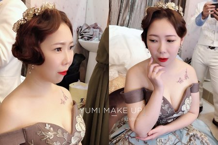 Yumi make up studio-采靚
