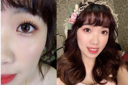 Yumi make up studio-筱雯