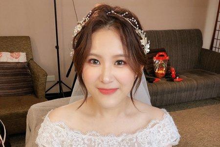 Yumi make up studio-韋珊