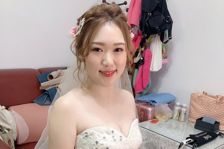 Bride-美瀅白紗 仙女造型