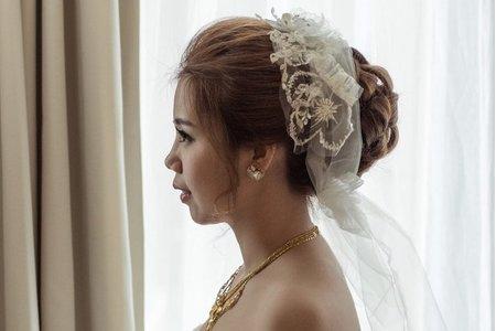 新娘洪寶寶