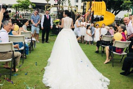 紐西蘭#小麥肌膚色新娘