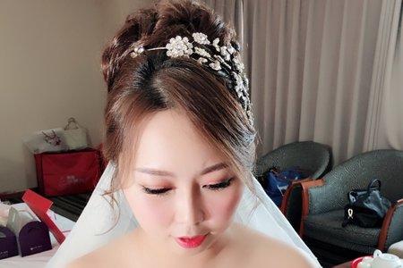 107/11/21和夷真在台中結婚婚禮